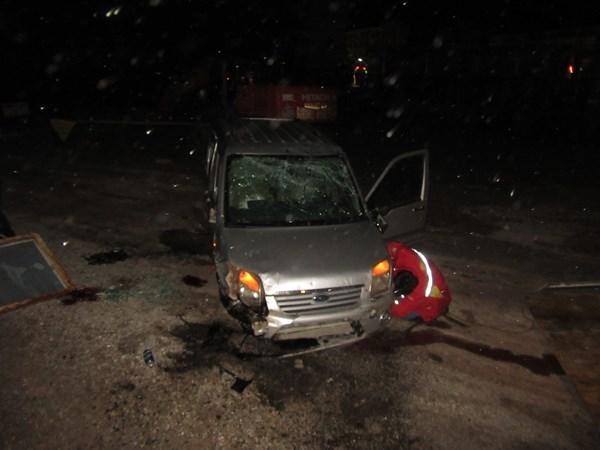 Afyonkarahisar'da trafik kazası