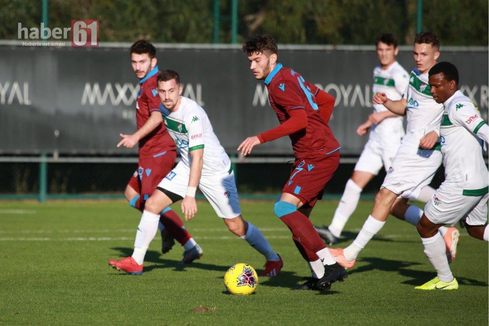Trabzonspor'un ışık saçan gençleri