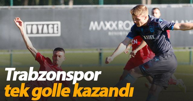 Trabzonspor kampının 6. gününde neler oldu?