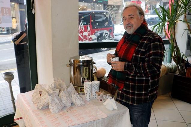 Trabzon pastaneden öğrenciler için örnek uygulama