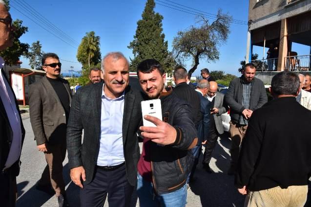 Kıbrıs'a Trabzon damgası