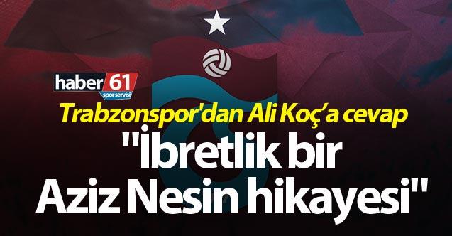 Trabzonspor'un açıklamasında dikkat çeken detay