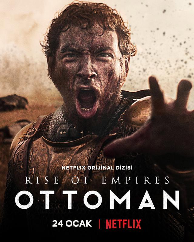 Netflix'in Osmanlı dizisi Rise of Empires: Ottoman ne zaman başlıyor? İşte fragman