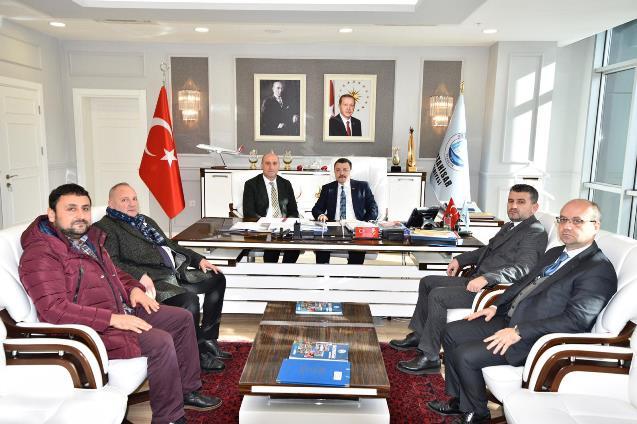 İmzalar atıldı - Trabzon'da o havuz devredildi