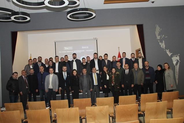 İlk program Trabzon'da yapıldı