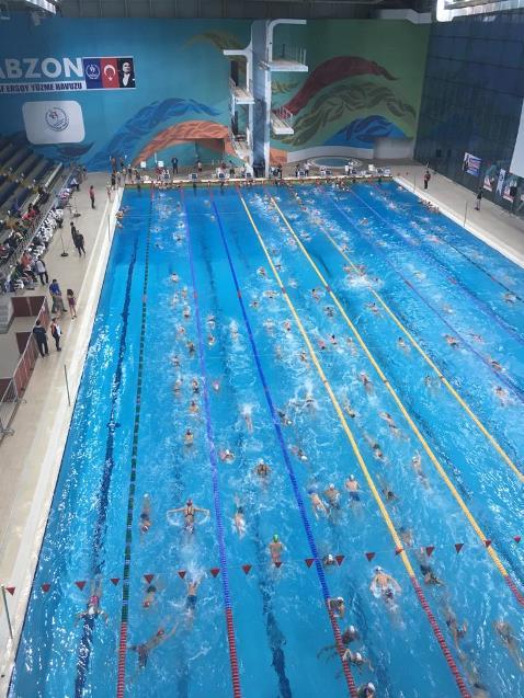 Trabzon'da ders zili sustu, şimdi spor zamanı