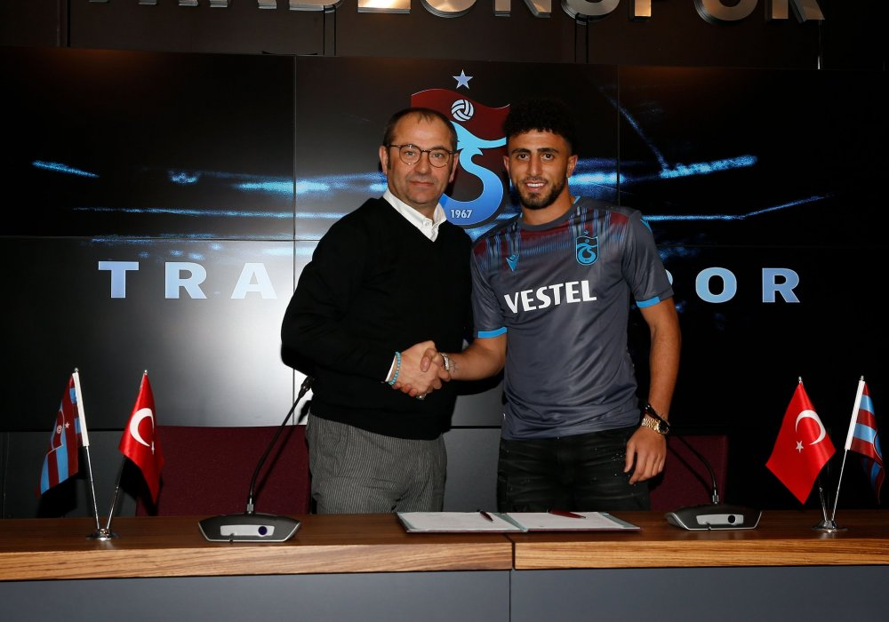 Trabzonspor Bilal Başacıkoğlu ile sözleşme imzaladı