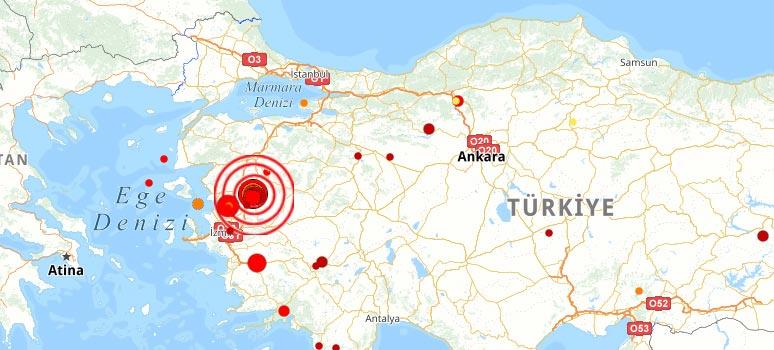 Trabzonspor kafilesine deprem şoku