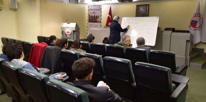 TTSO'da Arapça kursları başladı