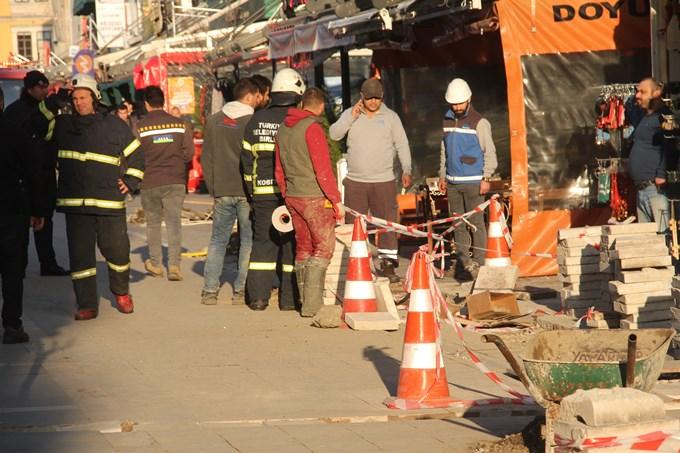 Giresun'da doğalgaz kaçağı panik yarattı