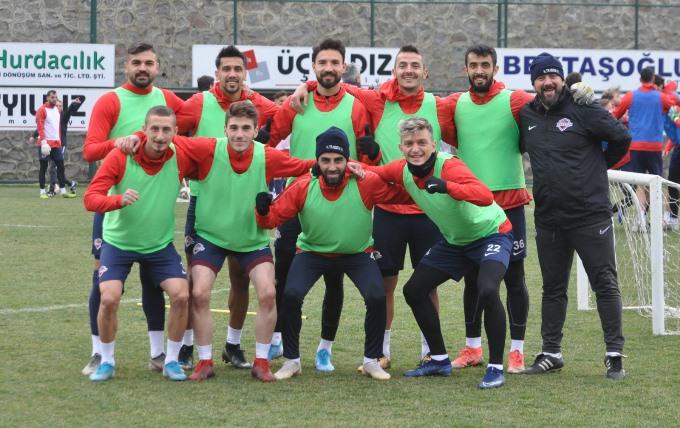 Taraftarlar derneğinden Hekimoğlu Trabzon FK'ya ziyaret