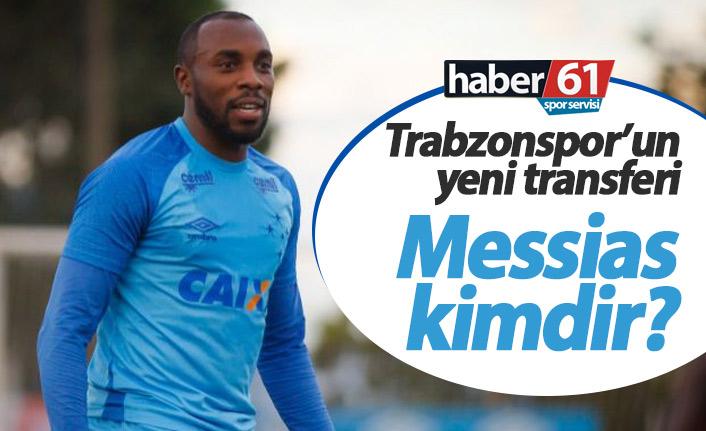 Manoel Messias Trabzon'a geldi - Canlı Yayın