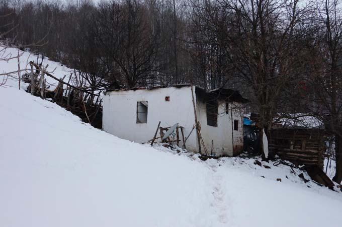Yangın: 1 ev kül oldu