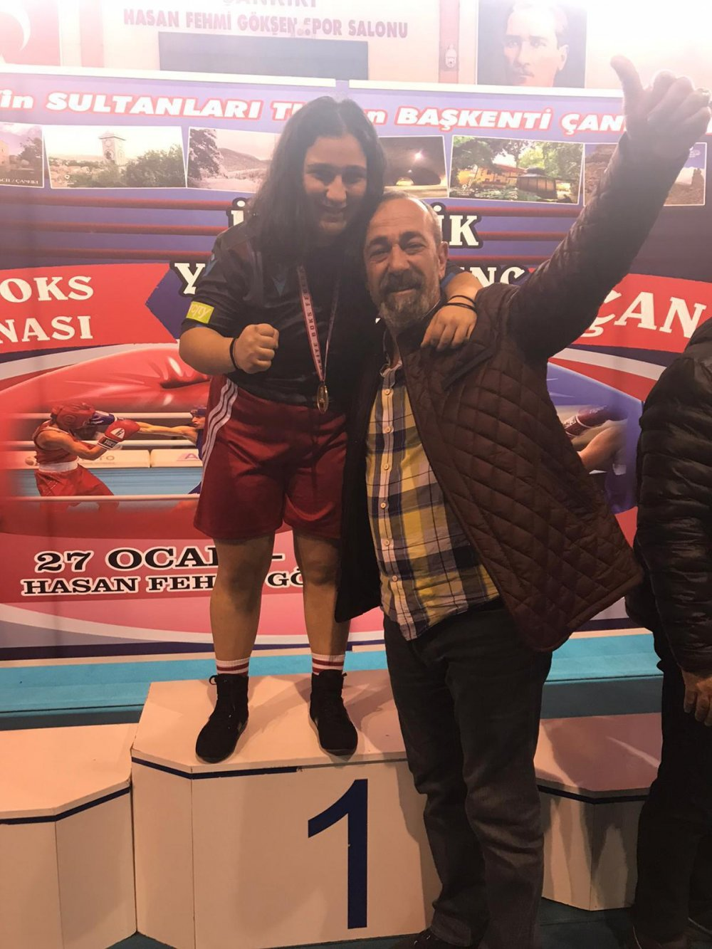 Trabzonlu boksörden büyük başarı