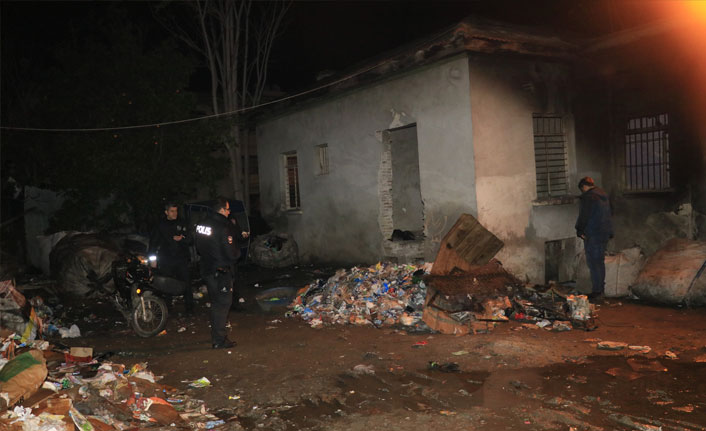Kendi aralarında kavga eden yabancı uyruklu hırsızlar polise yakalandı