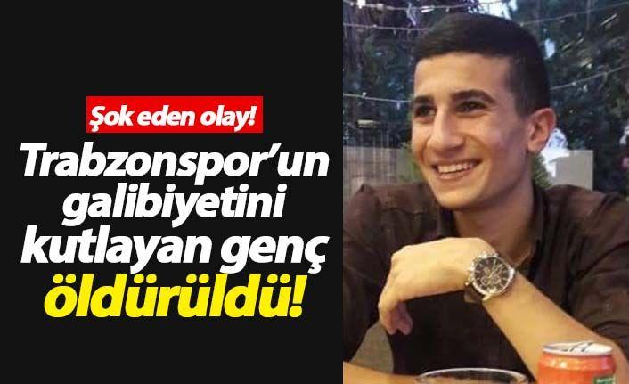 Trabzonsporlu genci öldüren kişi yakalandı