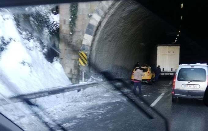 Giresun'da iki ayrı kaza: 1 yaralı