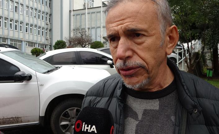 Trabzon'da freni boşalan minibüsten atlamıştı, yaşam mücadelesi sürüyor