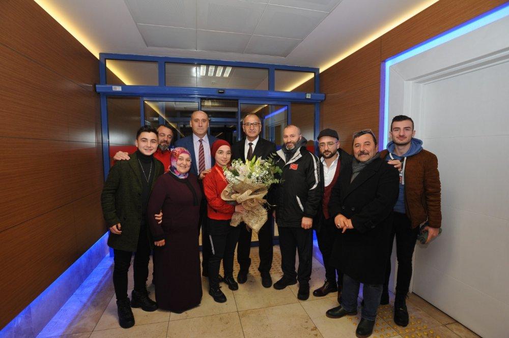 Keyda Nur Çolak'tan Avrupa'da büyük başarı