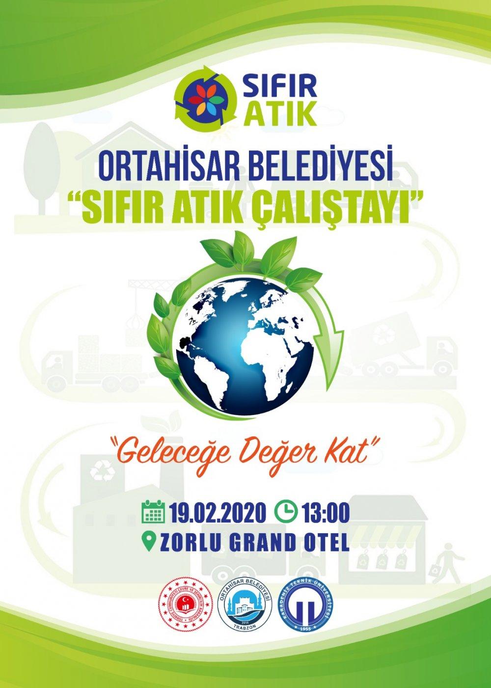 Trabzon'un atık sorunu masaya yatırılacak!