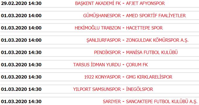 Süper Lig 23. Hafta Maçlarının sonuçları, Süper Lig puan durumu ve 24. Hafta maç programı