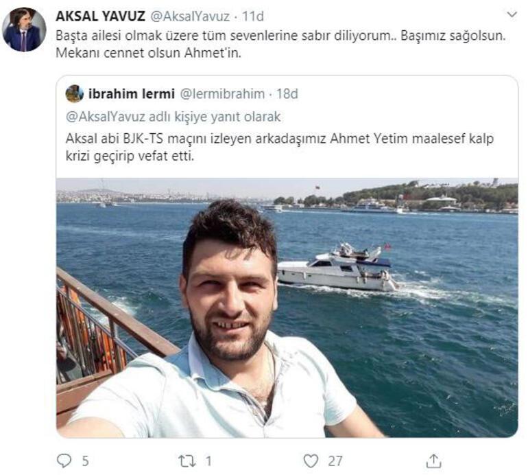 Trabzonspor taraftarı kalbine yenildi
