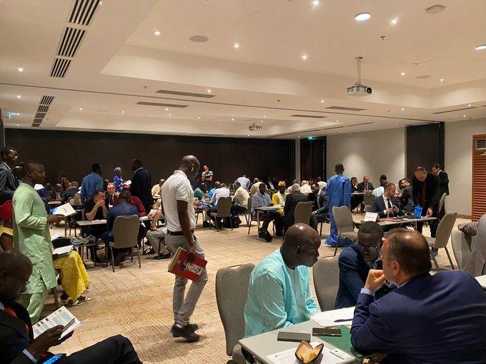 Doğu Karadenizli ihracatçılar Senegal'den umutlu döndü