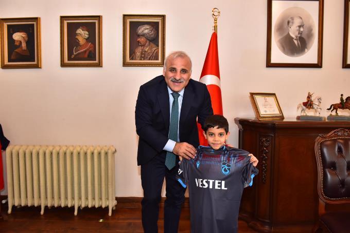 Başkan Zorluoğlu Satranç Türkiye 2.'sini ağırladı