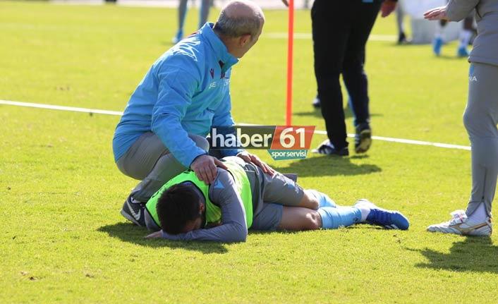 Trabzonspor'a Yusuf Sarı şoku