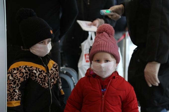 Sarp Sınır Kapısı'nda koronavirüse karşı önlemler alındı