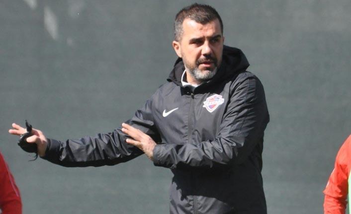 Hekimoğlu Trabzon'dan Türk Bayraklı poz