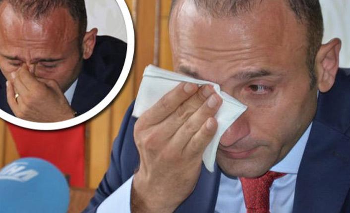 Trabzonsporlu yöneticiden eski hakeme kapak!