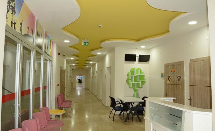 Kanuni Araştırma Hastanesi çocuk ve ailelerin en büyük destekçisi