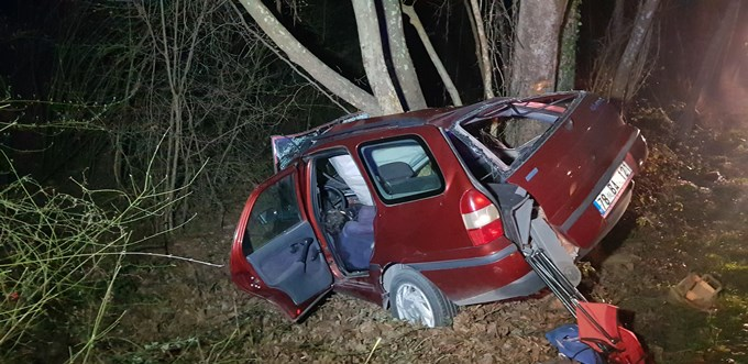 Karabük'te trafik kazası