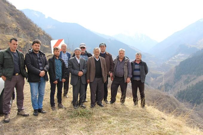 Trabzon'da HES projesi PES dedirtti