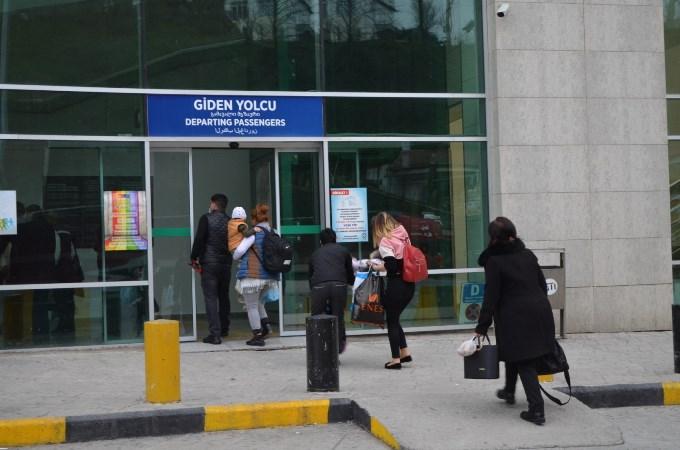 Sarp Sınır Kapısı korona virüs nedeniyle kapatıldı
