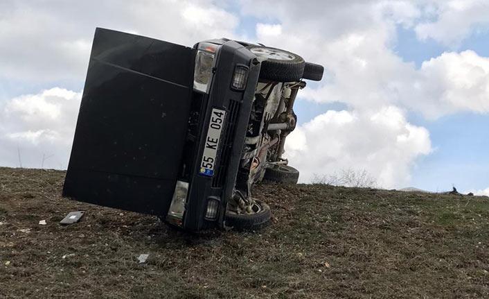 Gümüşhane'de kaza: 9 yaralı