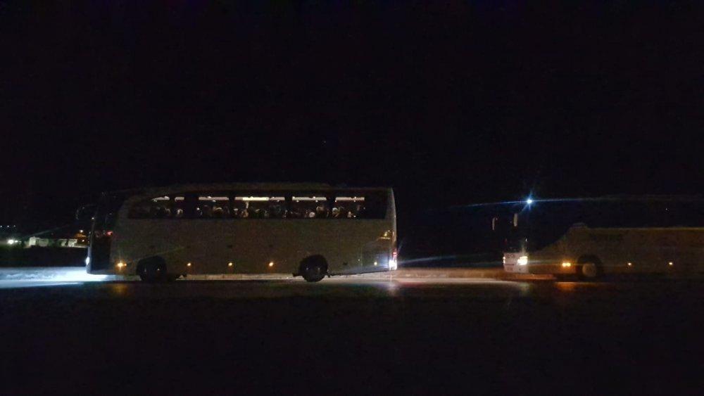 Giresun'dan giden yolcu otobüsü şoföründe Koronavirüs şüphesi