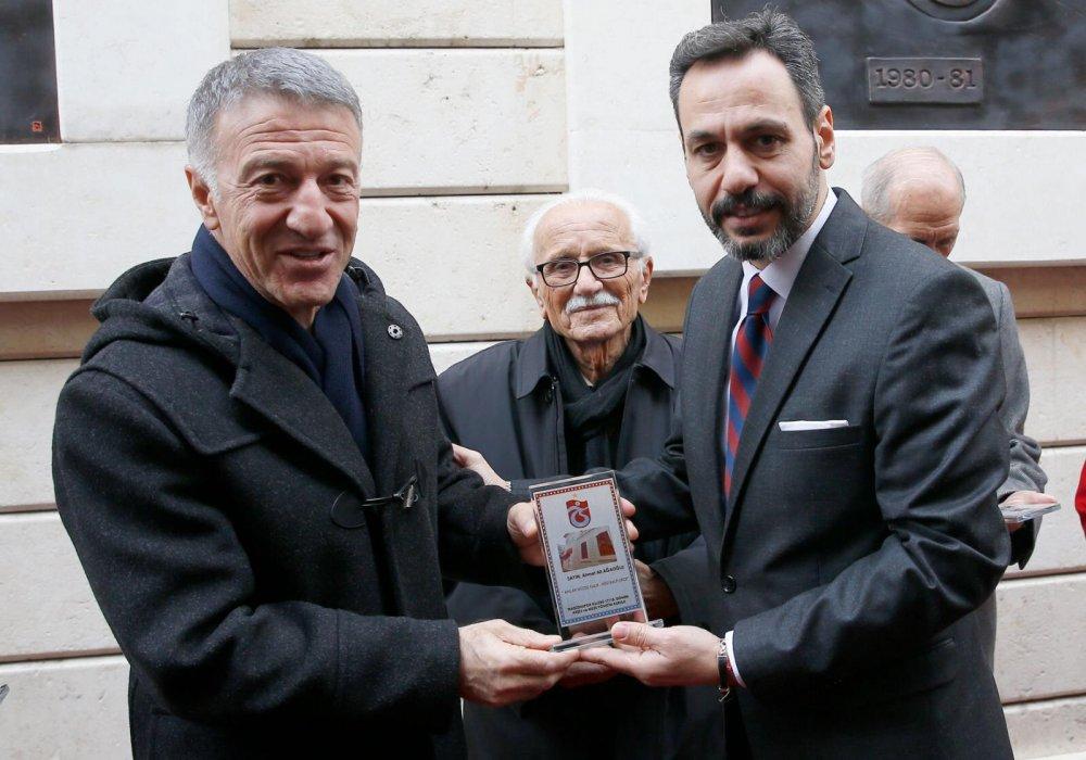 Trabzonspor Müzesinde koronavirüs önlemi