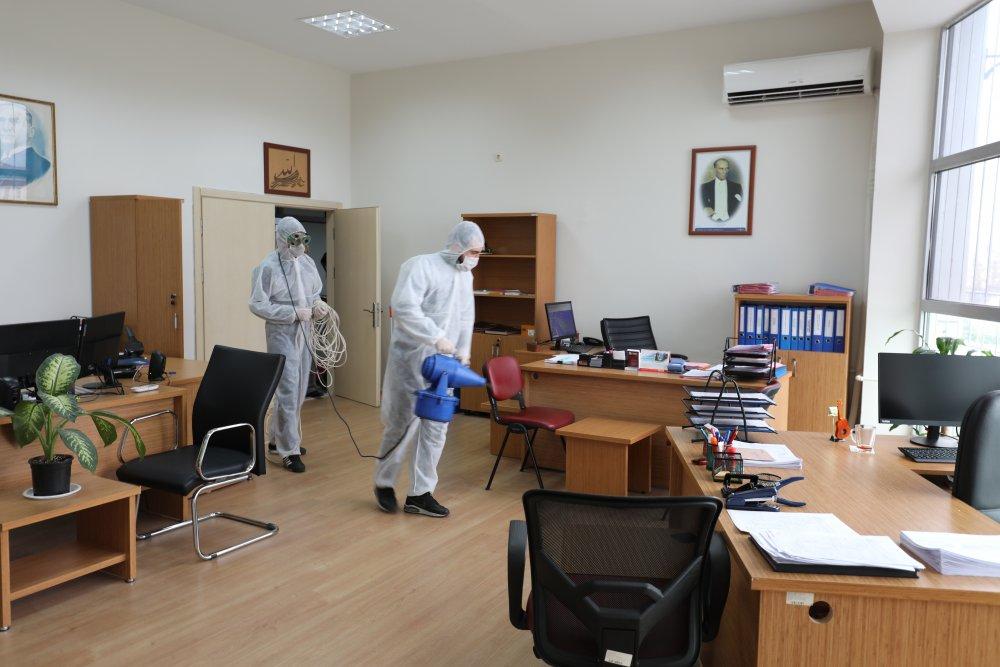 "Trabzon Üniversitesi'nde ""Koronavirüs"" Seferberliği"