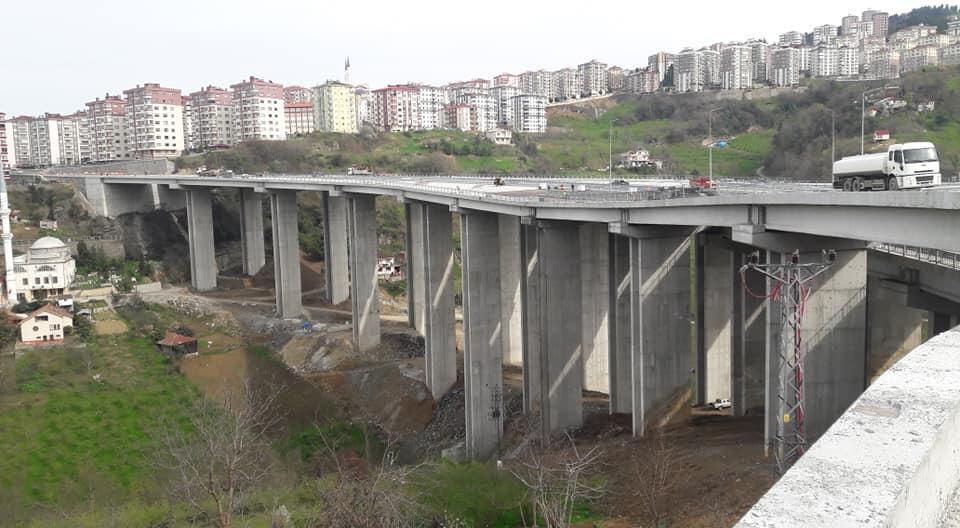 Trabzon'da Kanuni'de sona doğru! Kentin tam ortası birleşti