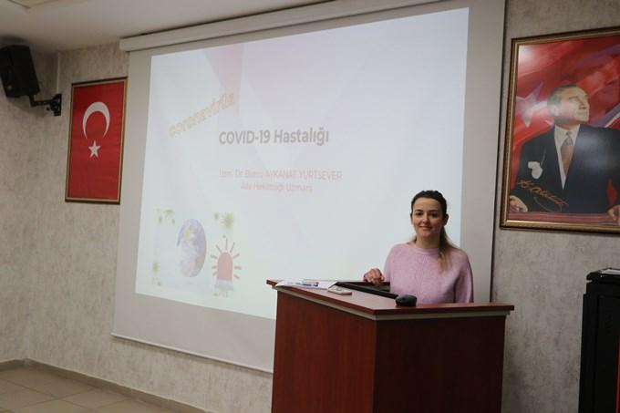Rize'de koronavirüse karşı yeni birim hizmete başlıyor