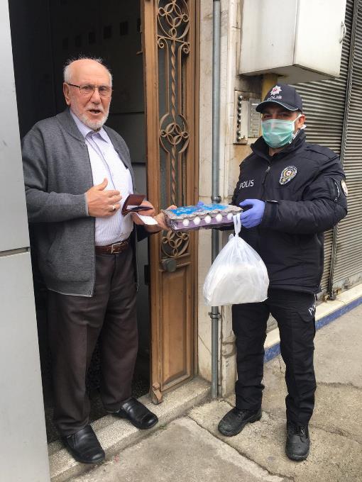 Trabzon Emniyetinin koronavirüs seferberliği