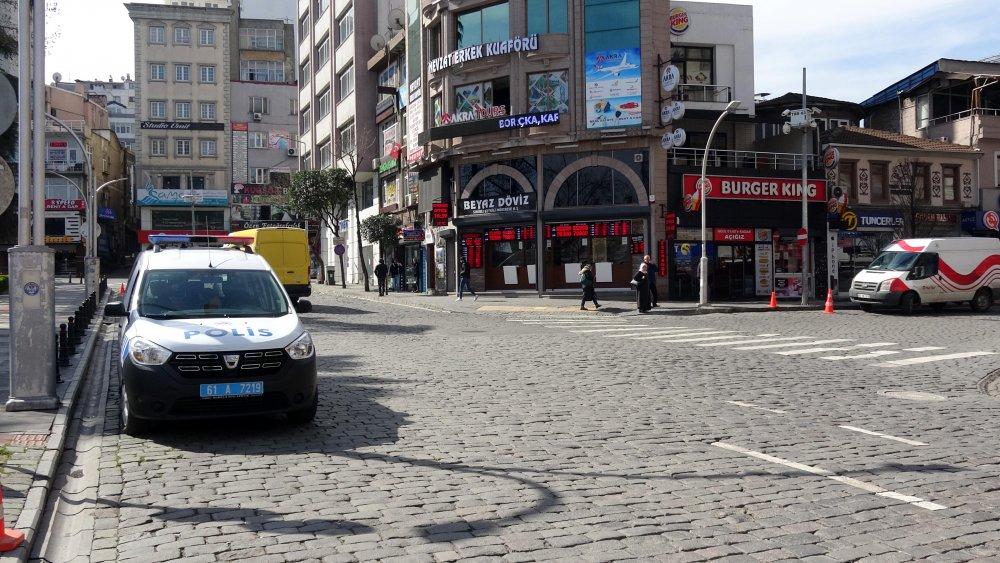 Trabzon'da evde kal çağrısı yüzde 60 düşürdü