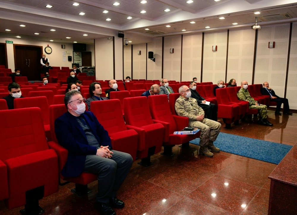 Trabzon Pandemi Kurulu toplandı