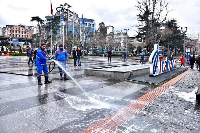 """Başkan Zorluoğlu: """"Yüzde 85 azalış var"""""""