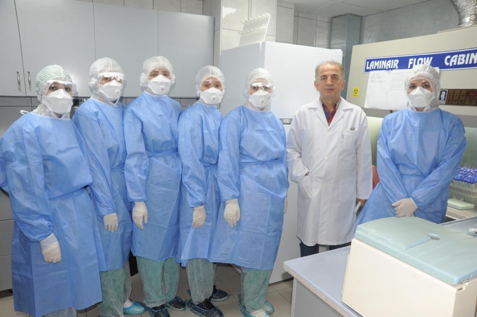Prof. Dr. Faruk Aydın koronavirüsü Haber61'e anlattı