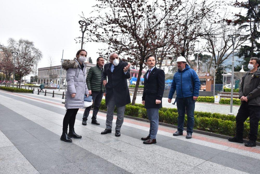 Trabzon'da başlayan proje için Başkan Zorluoğlu tarih verdi