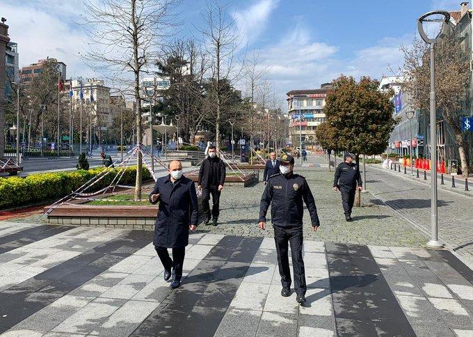 Trabzon'da koronavirüs tedbirleri