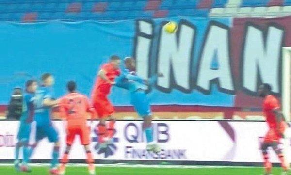 MHK Trabzonspor'un hakkının yendiğini itiraf etti